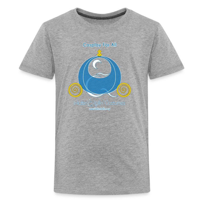 Cosplay For All: Cinderella - Kids' Premium T-Shirt