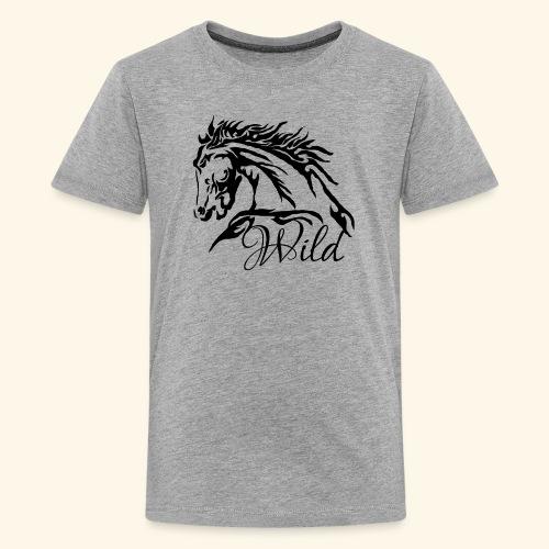 Wild As The Wind 2 - Siota - Kids' Premium T-Shirt
