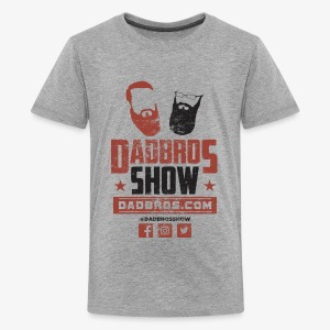Dad Bros Show Fight Shirt - Kids' Premium T-Shirt