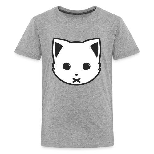 Meowx (Logo) - Kids' Premium T-Shirt