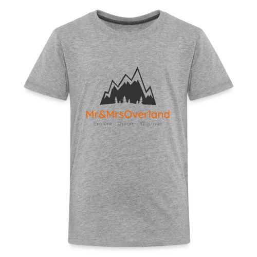 MrandMrsOverland - Kids' Premium T-Shirt