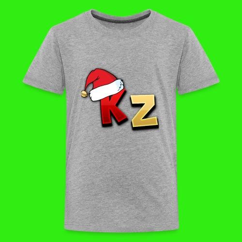 KaptainZay Christmas - Kids' Premium T-Shirt