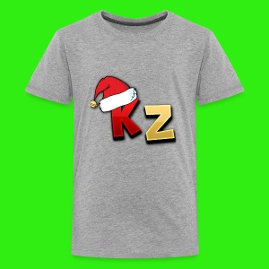 KaptainZay Christmas - Kids' Premium T-Shirt