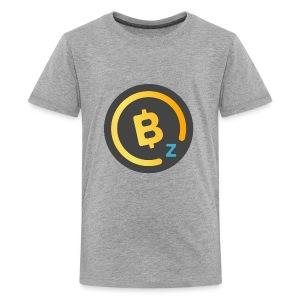 BitcoinZ Logo - Kids' Premium T-Shirt