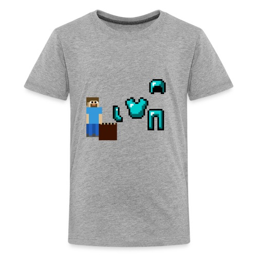 diamond aromr - Kids' Premium T-Shirt