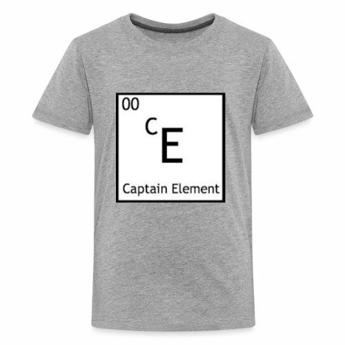 Captain Element Logo - Kids' Premium T-Shirt