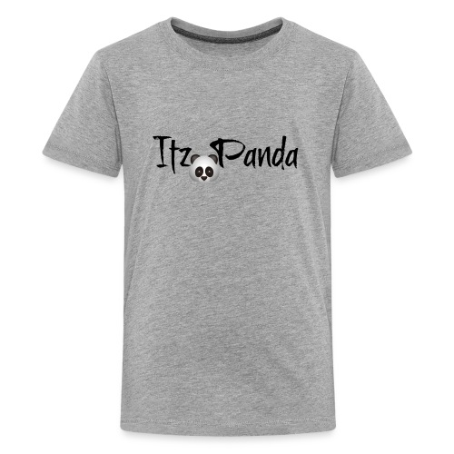 Its panda two - Kids' Premium T-Shirt