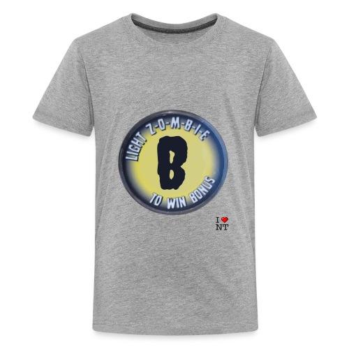 Zombie B - Kids' Premium T-Shirt