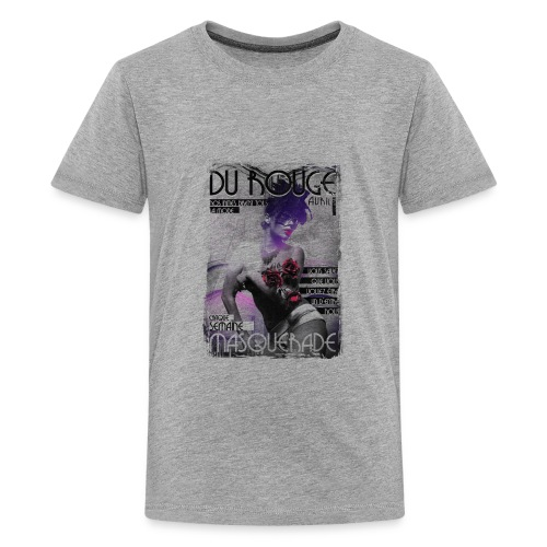 THE ROUGE - Kids' Premium T-Shirt