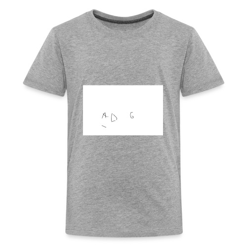 ao6 mirch - Kids' Premium T-Shirt