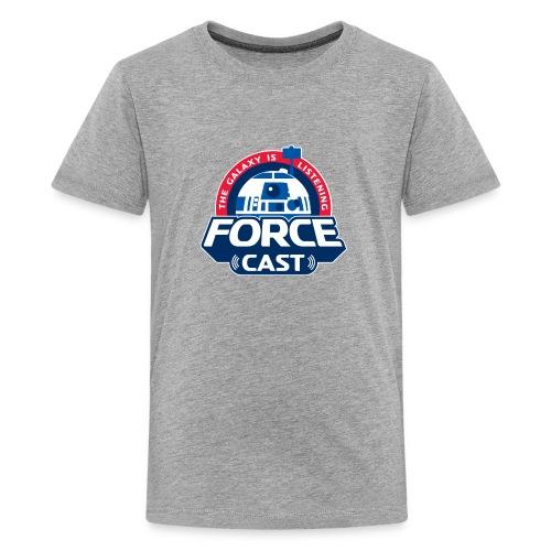 FORCE CAST LOGO - Kids' Premium T-Shirt