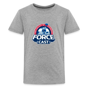 FORCE CAST LOGO - Kids' Premium T-Shirt