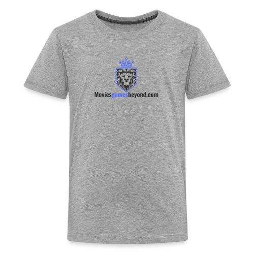 moviesgamesbeyond - Kids' Premium T-Shirt