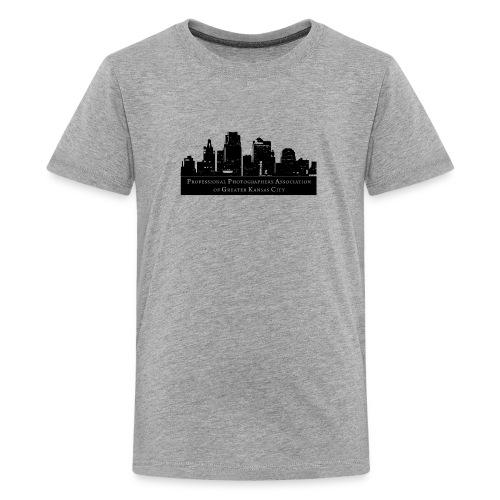 PPAGKC LOGO- Dark - Kids' Premium T-Shirt