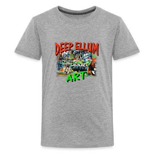 DE Art 2 - Kids' Premium T-Shirt