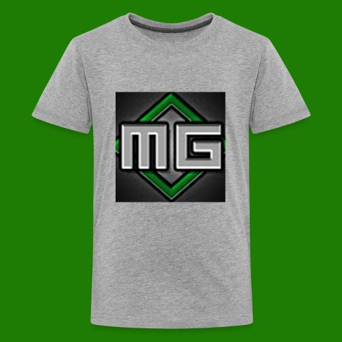 MrGreenGaming Logo Phone Cases - Kids' Premium T-Shirt