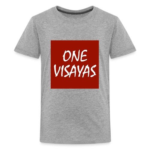 ONEVisayas Logo - Kids' Premium T-Shirt