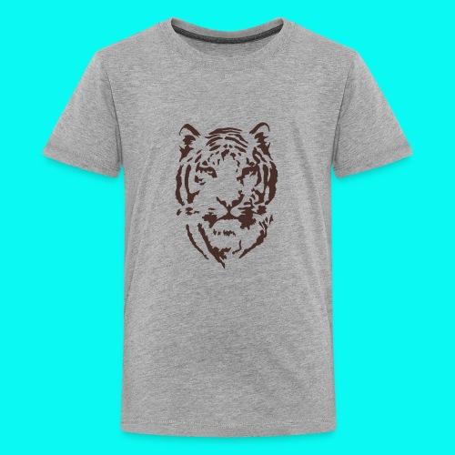 Tiger Printed T-shirt - Kids' Premium T-Shirt