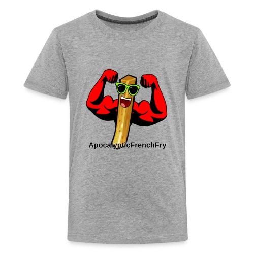 ApocalypticFrenchFry - Kids' Premium T-Shirt