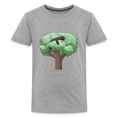 It's a WALRUS.....IN A TREE! - Kids' Premium T-Shirt
