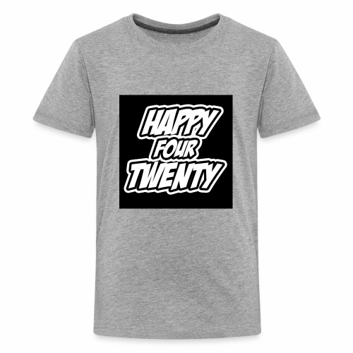 HAPPY FOUR TWENTY - Kids' Premium T-Shirt
