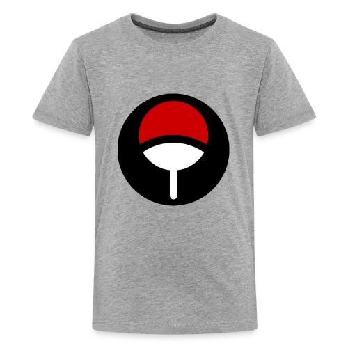 Uchiha Design - Kids' Premium T-Shirt