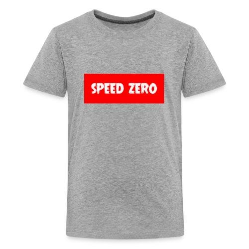 speed zero 0 - Kids' Premium T-Shirt