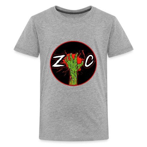 ZC Logo - Kids' Premium T-Shirt