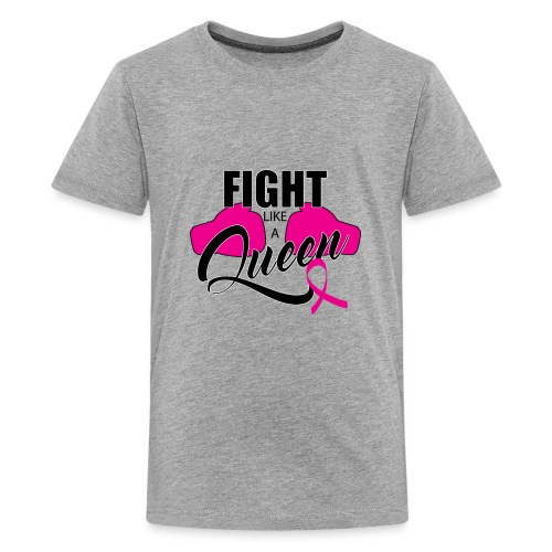 Pink Ribbon - Kids' Premium T-Shirt