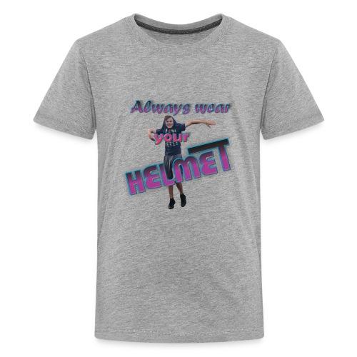 Mr. Giraffe Design 5 - Kids' Premium T-Shirt