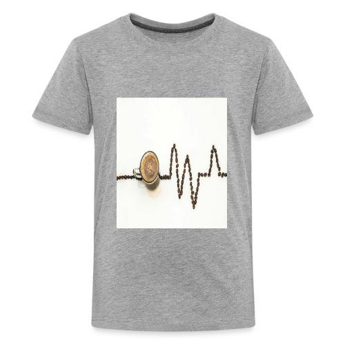 Amo el café - Kids' Premium T-Shirt