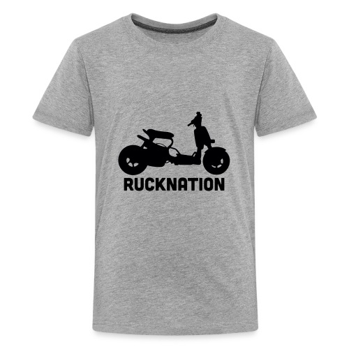 Ruckus rucknation - Kids' Premium T-Shirt