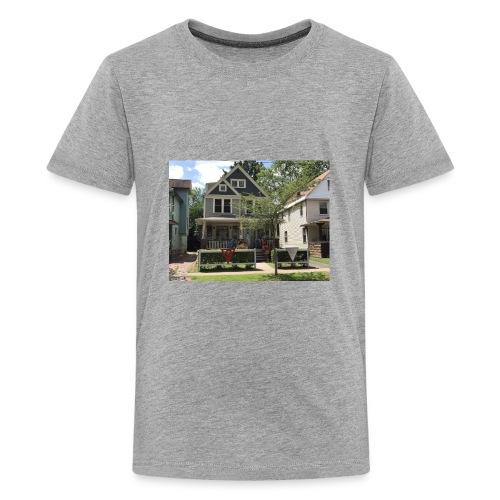 Christopher Superman Shop - Kids' Premium T-Shirt