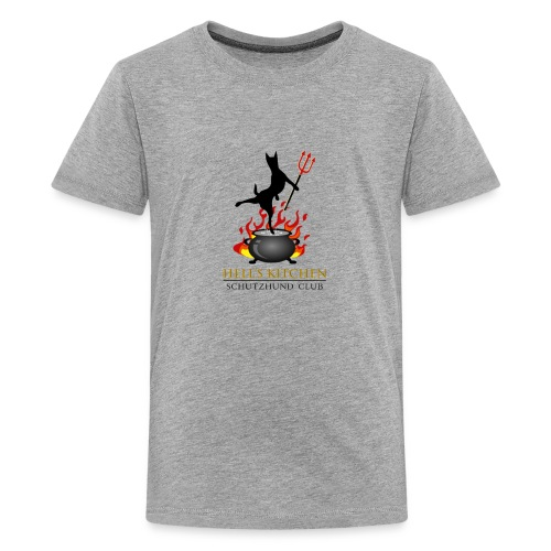 Hells Kitchen Schutzhund Club - Kids' Premium T-Shirt