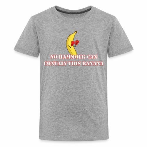 Banana Boxing - Kids' Premium T-Shirt