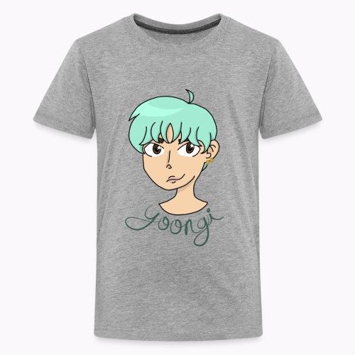 Min Yoongi - Kids' Premium T-Shirt