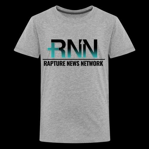 Rapture News Network Logo - Kids' Premium T-Shirt