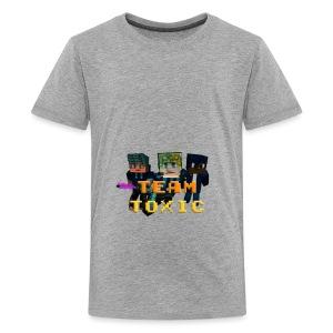 TeamToxic Merch Design 1 - Kids' Premium T-Shirt