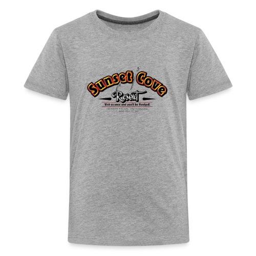 Sunset Cove - Kids' Premium T-Shirt