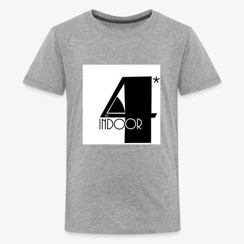 The INDOOR4 - Kids' Premium T-Shirt