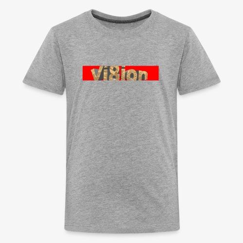 Vi8ion - Kids' Premium T-Shirt