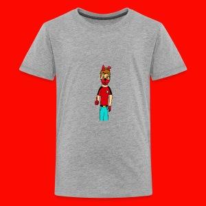 Like It KingRedDogChris - Kids' Premium T-Shirt