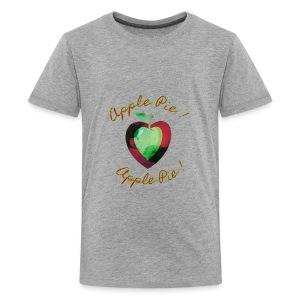 Apple Pie! I Heart Apple Pie! - Kids' Premium T-Shirt