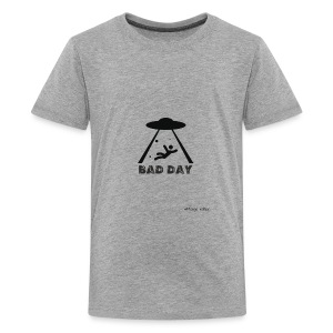 az mal dia estraterestre - Kids' Premium T-Shirt