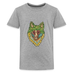 Forest Wolf - Kids' Premium T-Shirt