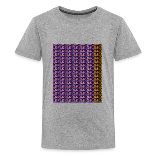 cool 3D - Kids' Premium T-Shirt