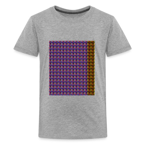 cool 3D - Kids' Premium T-Shirt