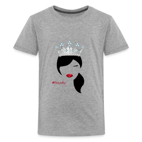 Hashtag Royalty - Kids' Premium T-Shirt