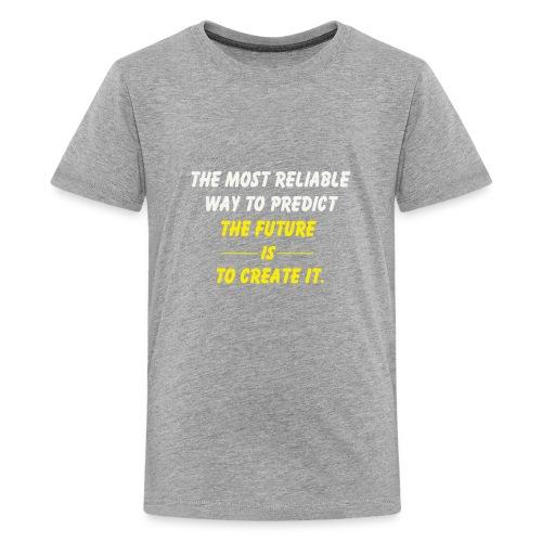 create the future - Kids' Premium T-Shirt
