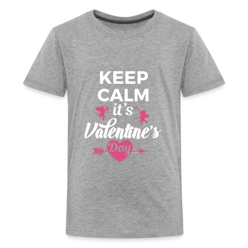 valentine 2017 - Kids' Premium T-Shirt